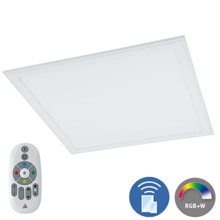 Eglo 96663 Salobrena-C Connect Controlled Tuneable White & RGB 600x600 LED Panel
