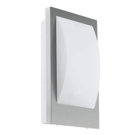 Eglo 97239 Verres-C Connect Controlled RGBW Stainless Steel Wall Light