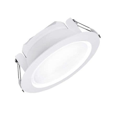 Enlite Uni-Fit 15W Non Dimmable Round Commercial LED Downlight Warm White
