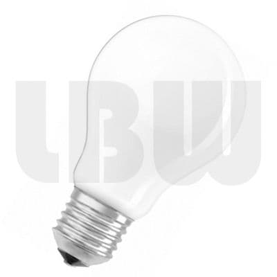 Light Bulb 60w Screw Cap Pearl