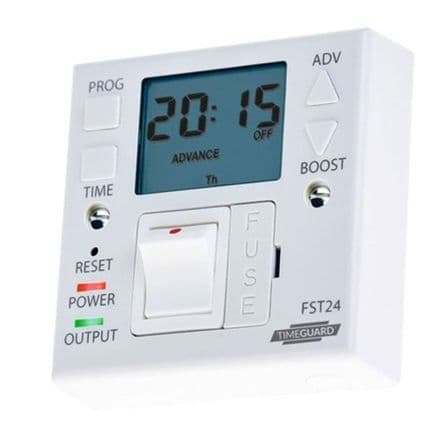 Timeguard 13a 24 Hour Fused Time Switch