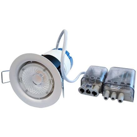 Aurora mPro 6w LED Downlight Dimmable Cool White AU-MPRO1/40