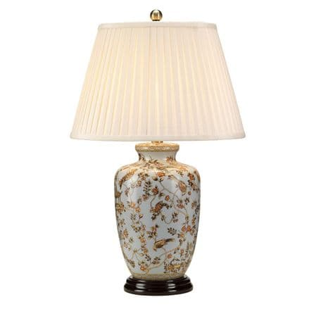 Elstead Gold Birds Table Lamp Gold