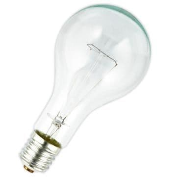Light Bulb 500w Giant Screw Cap Clear