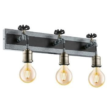 Vintage & Industrial Wall Lights