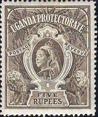 British Commonwealth Stamps of Africa