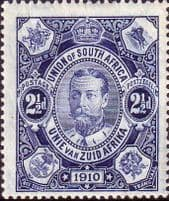 Stamps of South Africa + The Homelands