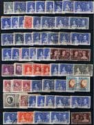 1937 King George VI Coronation Set Complete Fine Used
