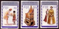1977 Fiji Royal Silver Jubilee Set Fine Mint