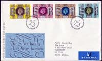 1977 Great Britain Royal Silver Jubilee First Day Cover
