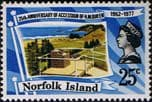 1977 Norfolk Island Royal Silver Jubilee Fine Mint