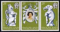 1978 Swaziland Coronation 25th Anniversary Set Fine Mint