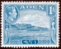 Aden 1939 SG 18 The Harbour Fine Mint