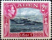 Aden 1939 SG 25 The Harbour Fine Mint