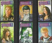Alderney 2006 The Once and Future King Set Fine Used