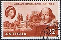 Antigua 1964 William Shakespeare Fine Used