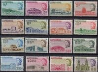 Antigua 1966 Set Fine Mint