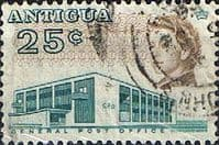 Antigua 1966 SG 189 General Post Office Fine Used