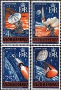 Antigua 1968 Apollo Project Set Fine Mint