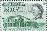 Antigua 1969 SG 245B Government House Fine Mint