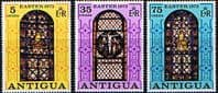 Antigua 1973 Easter Set Fine Mint