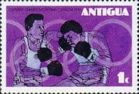 Antigua 1976 Montreal Olympic Games SG 496 Fine Mint