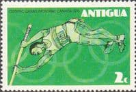 Antigua 1976 Montreal Olympic Games SG 497 Fine Mint