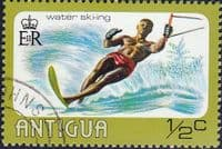 Antigua 1976 Water Sports SG 503 Fine Used