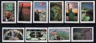 Antigua 1987 Statue of Liberty Set Fine Mint