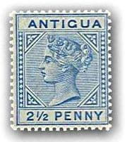 Antigua Earlier Issues 1900 - 1952
