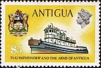 Antigua Queen Elizabeth II 1970 - 2000