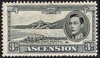 Ascension 1938 George VI SG 42a Fine Mint