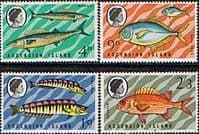 Ascension Island 1970 Fish Set Fine Mint