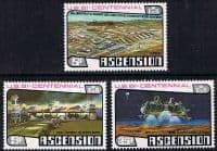 Ascension Island 1976 American Revolution Set Fine Mint