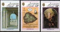 Ascension Island 1979 Ascension Day Set Fine Mint