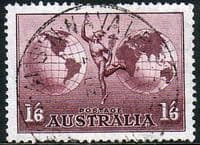 Australia 1934 Hermes SG153 Air Mail Fine Used