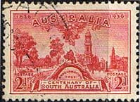 Australia 1936 South Australia Centenery SG 161 Fine Used