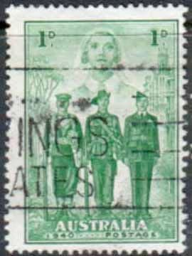 Australia 1940 Imperial Forces SG196 Fine Used