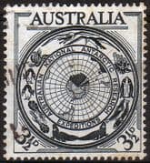 Australia 1954 SG 279 Antarctic Research Fine Used