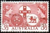 Australia 1956 SG 289 Responsible Government Fine Used