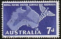 Australia 1957 SG 297 Flying Doctor Service Fine Used