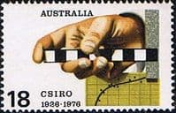 Australia 1976 Industrial Research Organisation Fine Mint