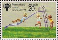Australia 1979 International Year of the Child Fine Mint