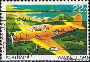 Stamps of Australia 1980 Aircraft SG 761 Fine Used Scott 759