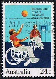 Australia 1981 International Year for Disabled Persons SG 827 Fine Used