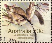 Australia 1981 Leadbeater's Possum SG 796 Fine Used