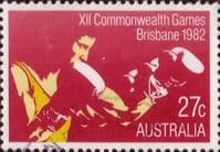 Australia 1982 Commonwealth Games SG 859 Fine Used