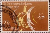 Australia 1982 Commonwealth Games SG 860 Fine Used