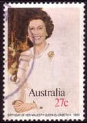 Australia 1982 Queens Birthday SG 842 Fine Used