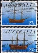 Australia 1983 Australia Day Set Fine Used